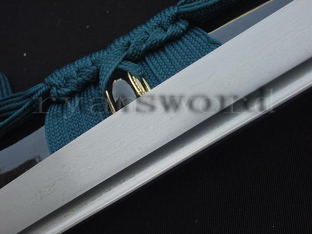 Hand Forged Folded Steel Japanese Katana Samurai Sword