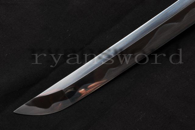High Quality 1095 High Carbon Steel Japanese Katana Samurai Sword