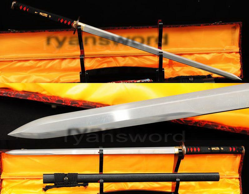 High Quality Combined Material Japanese Samurai Ninja Sword