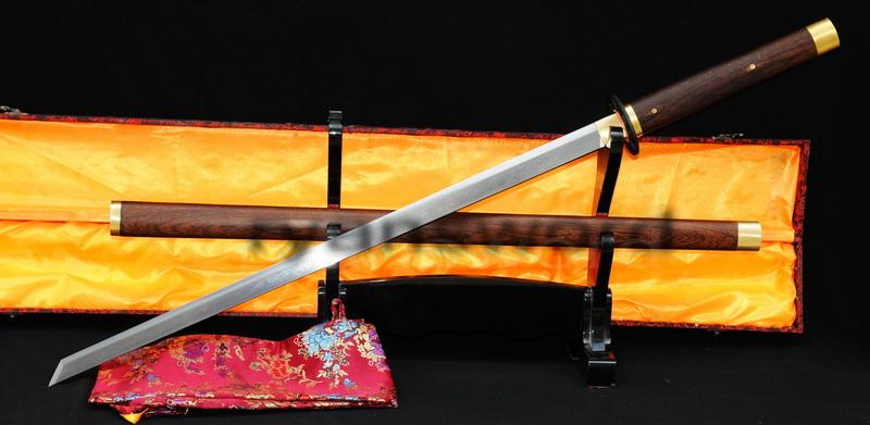 High Quality Folded Steel 1095 Carbon Steel Japanese Samurai Ninja Sword