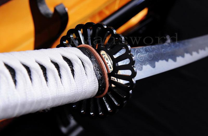 High Quality 1095 Carbon Steel+Folded Steel Japanese Honsanmai No Dachi Sword